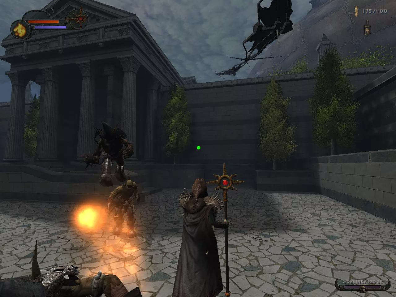 Screenshot for the game Enclave (2003) PC | Repack from R.G. Mechanics