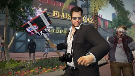 Screenshot for the game Dead Rising 2: Off The Record (2011) PC | RePack by R.G. Mechanics