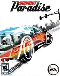 Poster Burnout Paradise:The Ultimate Box (2009)