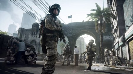 Screenshot for the game Battlefield 3 (2011) PC | RePack by R.G. Mechanics
