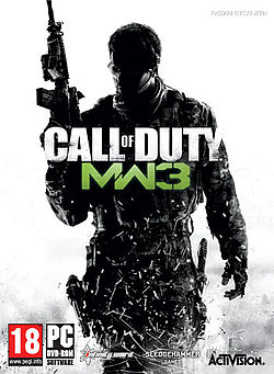Cover Call of Duty: Modern Warfare 3 (2011) PC | Rip from R.G. Mechanics