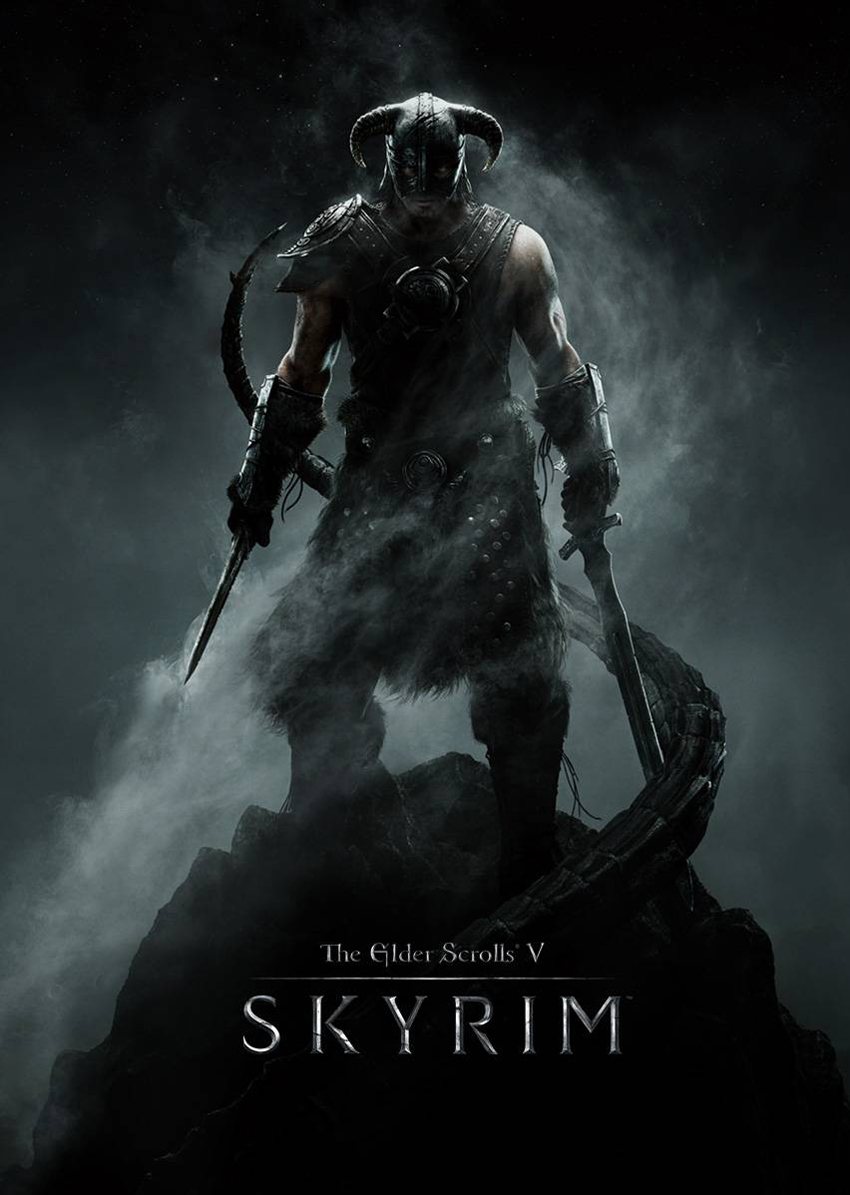 Poster The Elder Scrolls V: Skyrim (2011)