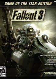 Poster Fallout 3: Wasteland Edition (2008)