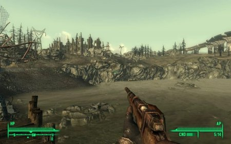 Screenshot for the game Fallout 3: Wasteland Edition (2008) PC | RePack by R.G. Mechanics