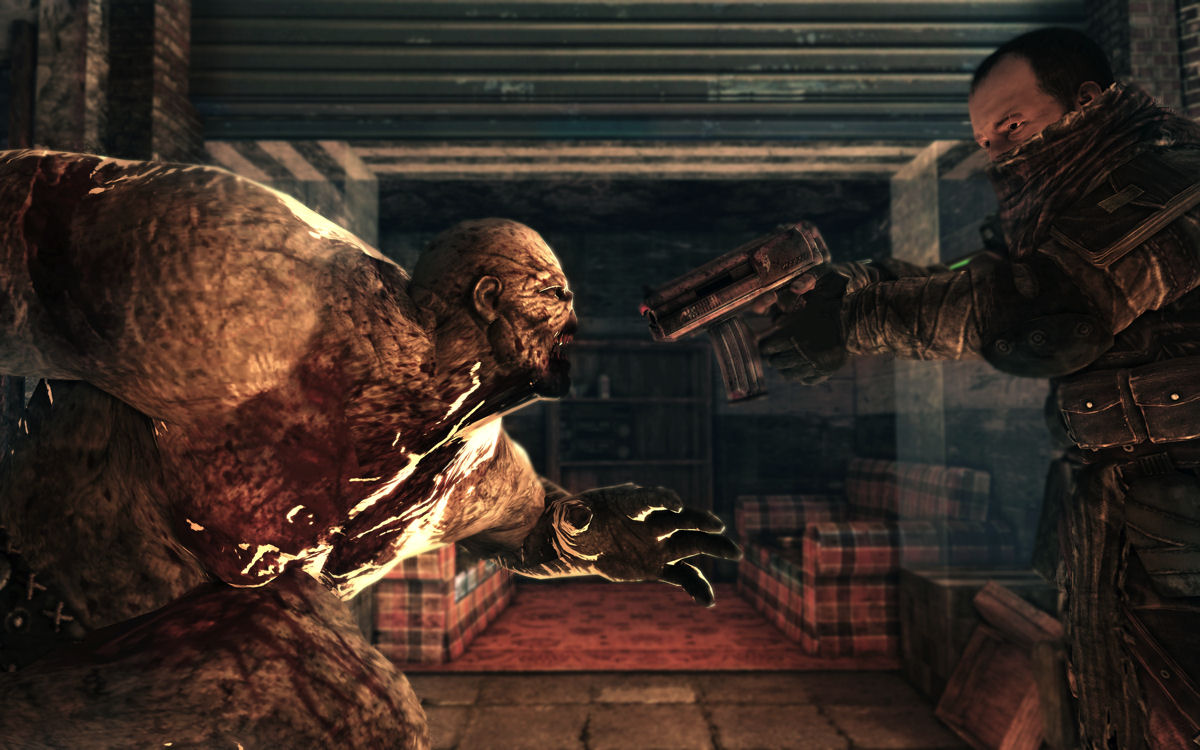 Screenshot for the game Afterfall: The Shadow of the Past / Afterfall: Insanity (2011) PC | RePack R.G. Mechanics