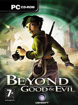 Poster Beyond Good and Evil Beyond Good and Evil (2003)