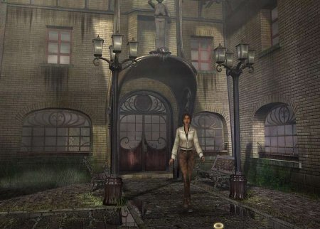 Screenshot for the game Siberia. Gold Edition / Syberia. Gold Edition (2006) PC | RePack by R.G. Mechanics
