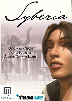 Cover Siberia. Gold Edition / Syberia. Gold Edition (2006) PC | RePack by R.G. Mechanics
