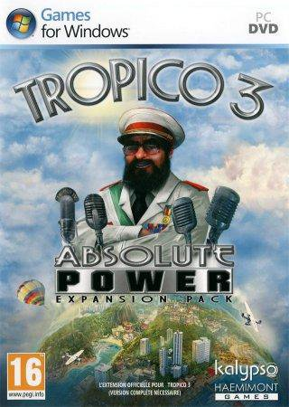 Cover Tropico 3: Absolute Power (2011) PC | RePack by R.G. Mechanics