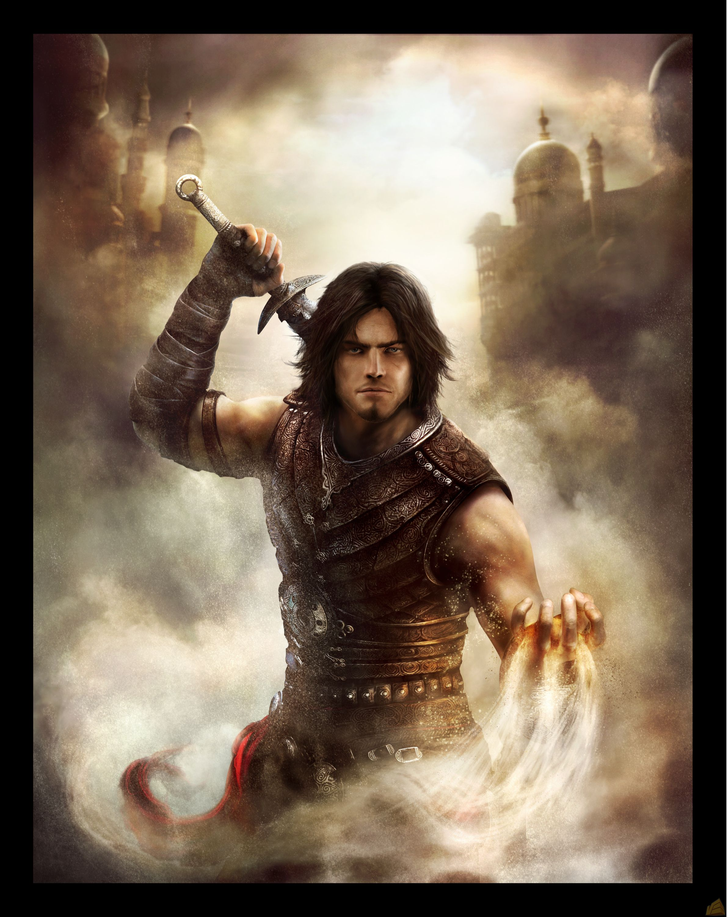 Poster Prince of Persia: Anthology / Prince of Persia: Anthology (2003 l 2004 l 2005 l 2008 l 2010)