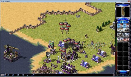 Screenshot for the game Command & Conquer: Red Alert 2 + Yuri's Revenge (2000-2001) PC | RePack by R.G. Mechanics