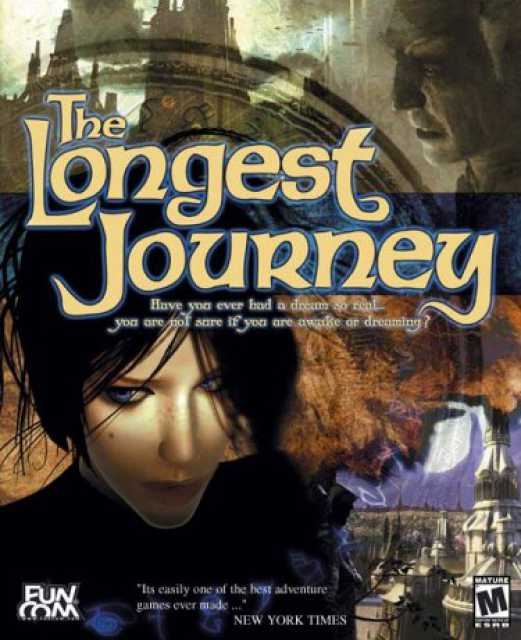 Poster The Longest Journey: Dilogy (2000 l 2006)
