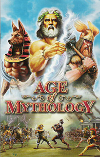 Poster Age of Mythology: Gold Edition (2003)