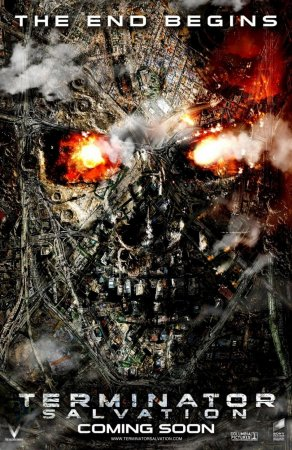 Poster Terminator Salvation The Video Game (2009)
