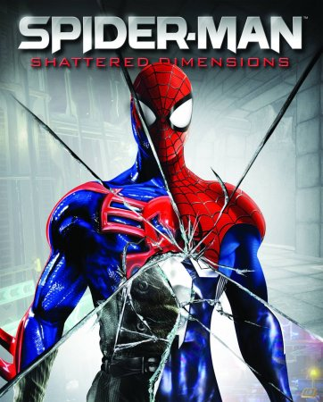 Poster Spider-Man: Shattered Dimensions (2010)