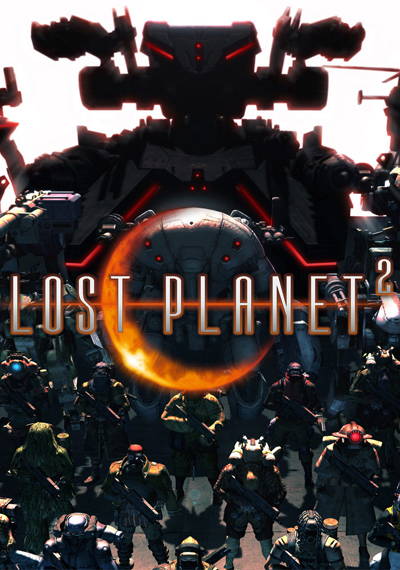 Cover Lost planet: The Digium (2008-2010) PC | RePack by R.G. Mechanics