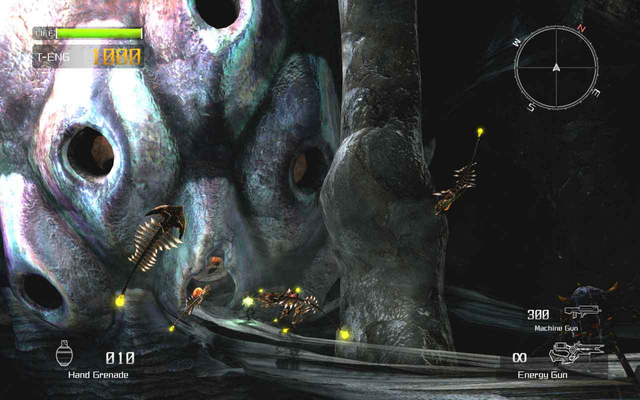 Screenshot for the game Lost planet: The Digium (2008-2010) PC | RePack by R.G. Mechanics