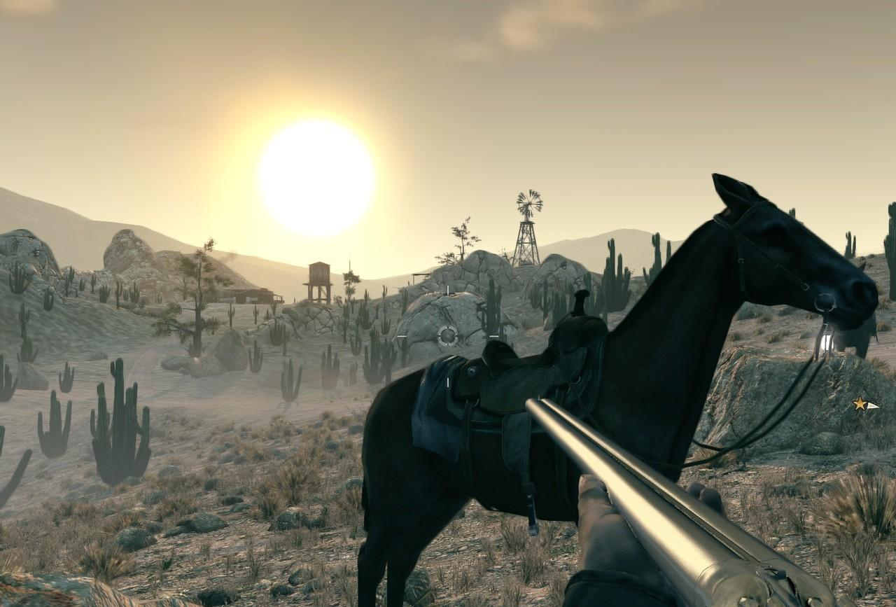 Screenshot for the game Call of Juarez: Anthology (2006-2011) PC | RePack by R.G. Mechanics