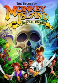 Poster The Secret of Monkey Island: Special Edition (2009)