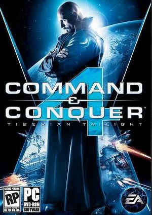 Cover Command & Conquer 4: Tiberian Twilight (2010) PC | RePack by R.G. Mechanics
