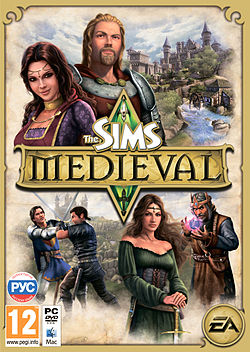 Poster The Sims Medieval: Pirates and Nobles (2011)