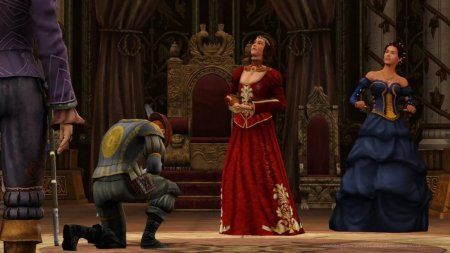 Screenshot for the game The Sims Medieval: Pirates and Nobles (2011) PC | RePack by R.G. Mechanics