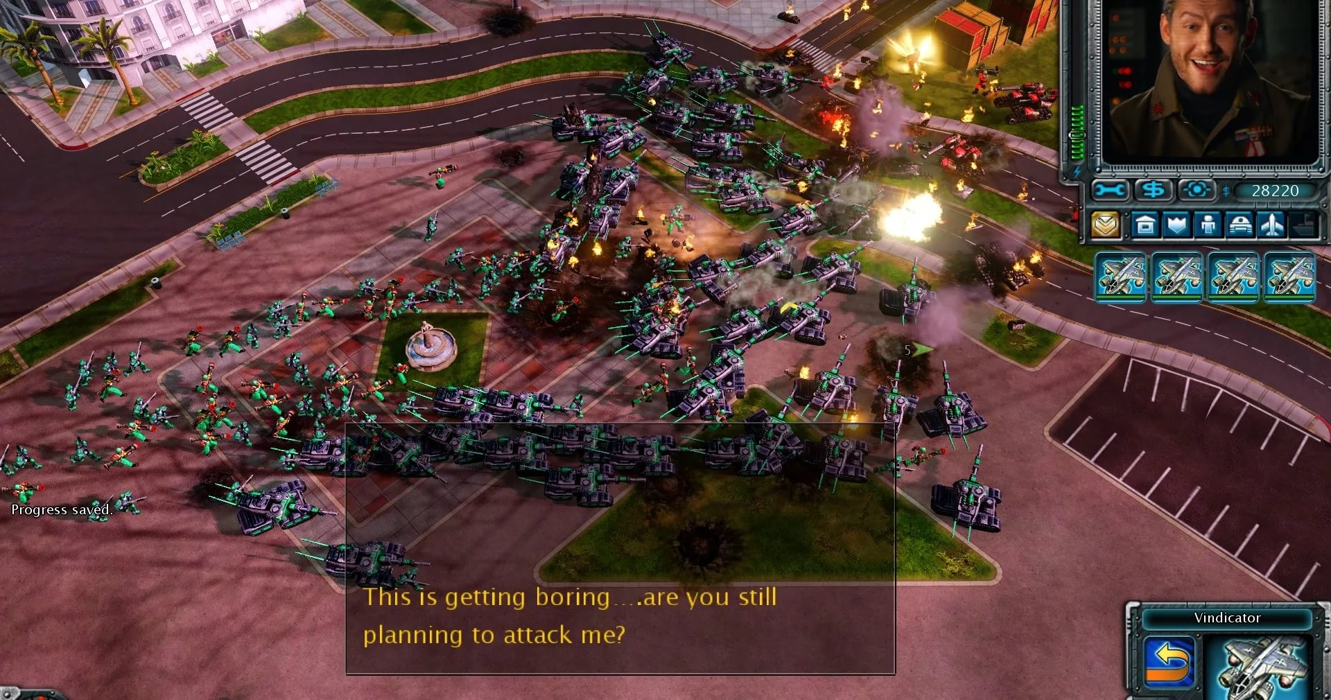 Screenshot for the game Command & Conquer: The First Decade (1995-2002) PC | RePack by R.G. Mechanics Distribution is verified!