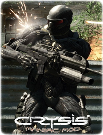 Cover Crysis: Anthology (2007-2011) PC | RePack by R.G. Mechanics