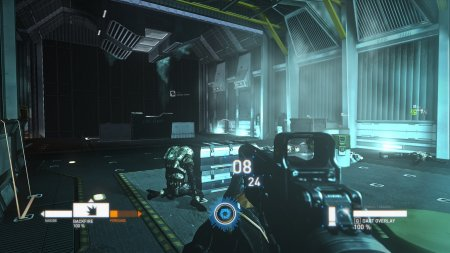 Screenshot for the game Syndicate (2012) PC | RePack by R.G. Mechanics