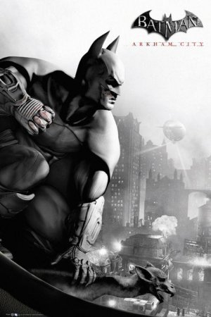 Poster Batman: Arkham City (2011)