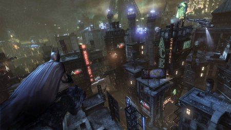 Screenshot for the game Batman: Arkham City (2011) PC | RePack by R.G. Mechanics