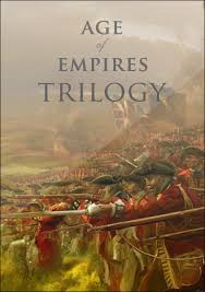 Poster Age of Empires: Trilogy (1997 l 1999 l 2005)