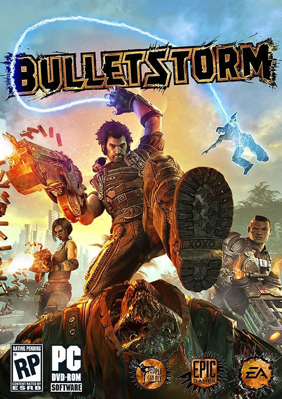 Cover Bulletstorm (2011) PC | Repack from R.G. Mechanics