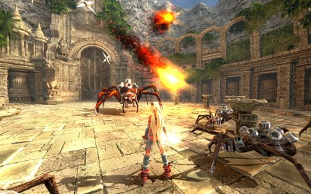Screenshot for the game X-Blades (2009) PC | RePack by R.G. Mechanics