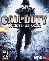 Poster Call of Duty: World at War (2008)