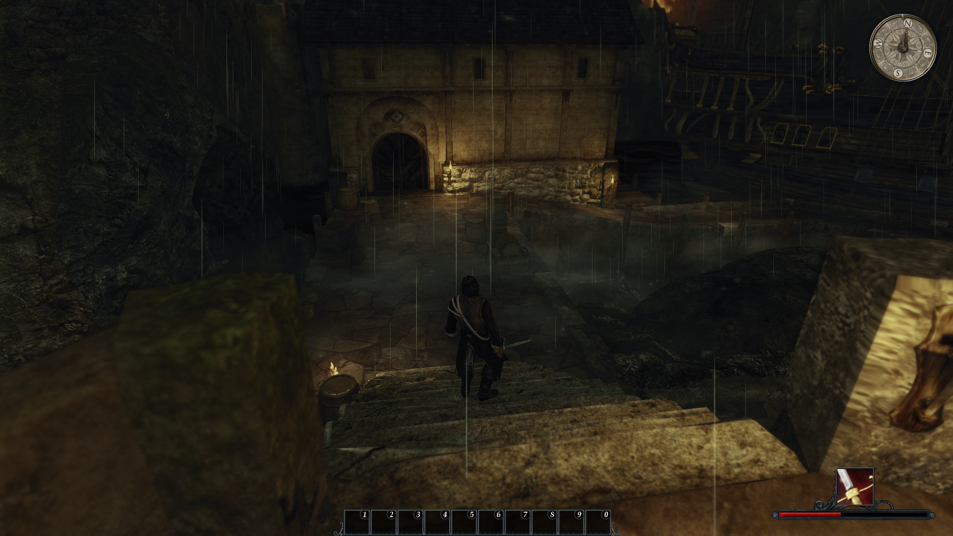 Screenshot for the game Risen 2: Dark Waters / Risen 2: Dark Waters (2012) PC | RePack by R.G. Mechanics