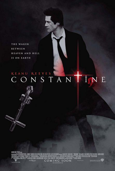 Poster Constantine: Lord of Darkness / Constantine (2005)
