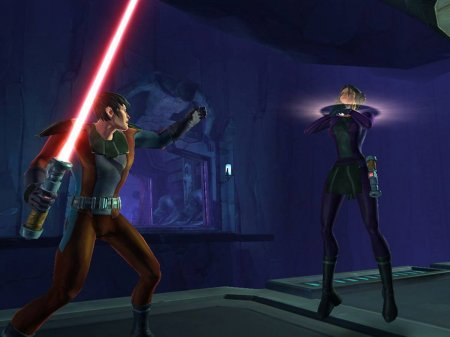 Screenshot for the game Star Wars: Knights of the Old Republic. Epic Collection [2 in 1] (2003 - 2005) PC | RePack by R.G. Mechanics