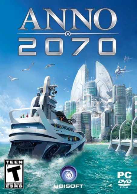 Cover Anno 2070 (2011) PC | RePack by R.G. Mechanics