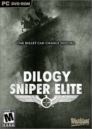 Cover Sniper Elite: Dilogy (2005-2012) PC | RePack by R.G. Mechanics