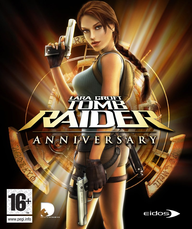 Cover Tomb Raider: Anniversary Edition / Tomb Raider: Anniversary
