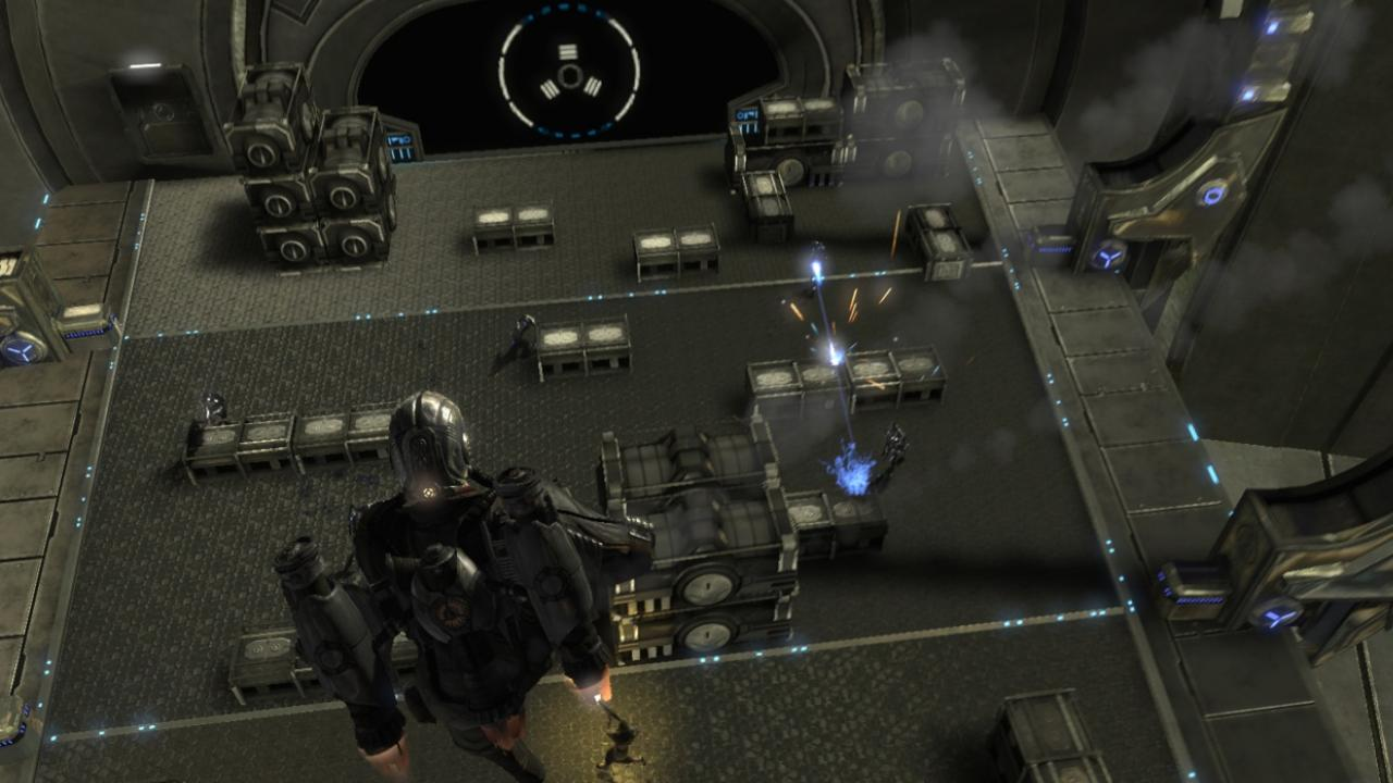 Screenshot for the game Dark Void (2010) PC | RePack by R.G. Mechanics