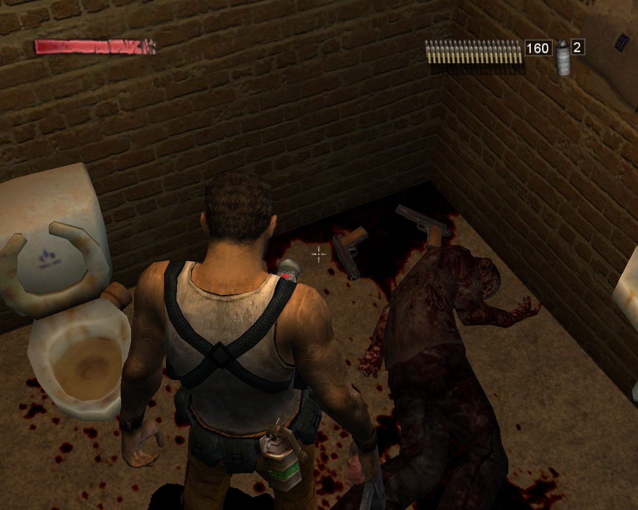 Screenshot for the game The Suffering + The Suffering: Ties That Bind (2004-2006) PC | RePack by R.G. Mechanics