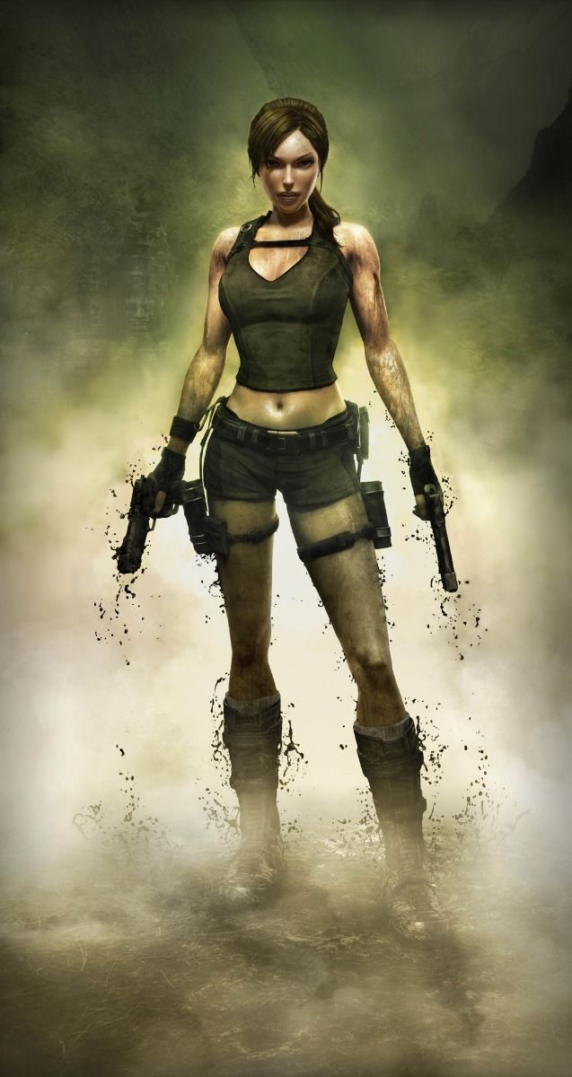 Poster Tomb Raider: Underworld (2008)