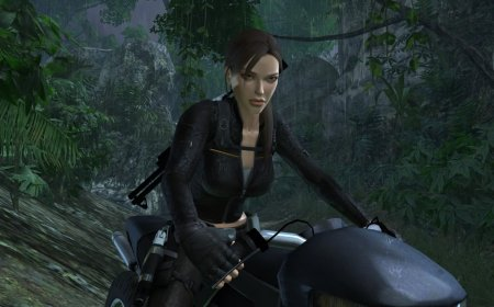 Screenshot for the game Tomb Raider: Underworld (2008) PC | RePack by R.G. Mechanics