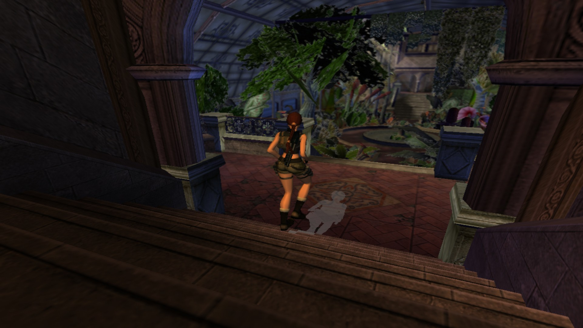 Screenshot for the game Tomb Raider: The Angel of Darkness (2007) PC | RePack by R.G. Mechanics