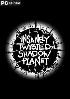 Poster Insanely Twisted Shadow Planet (2012)