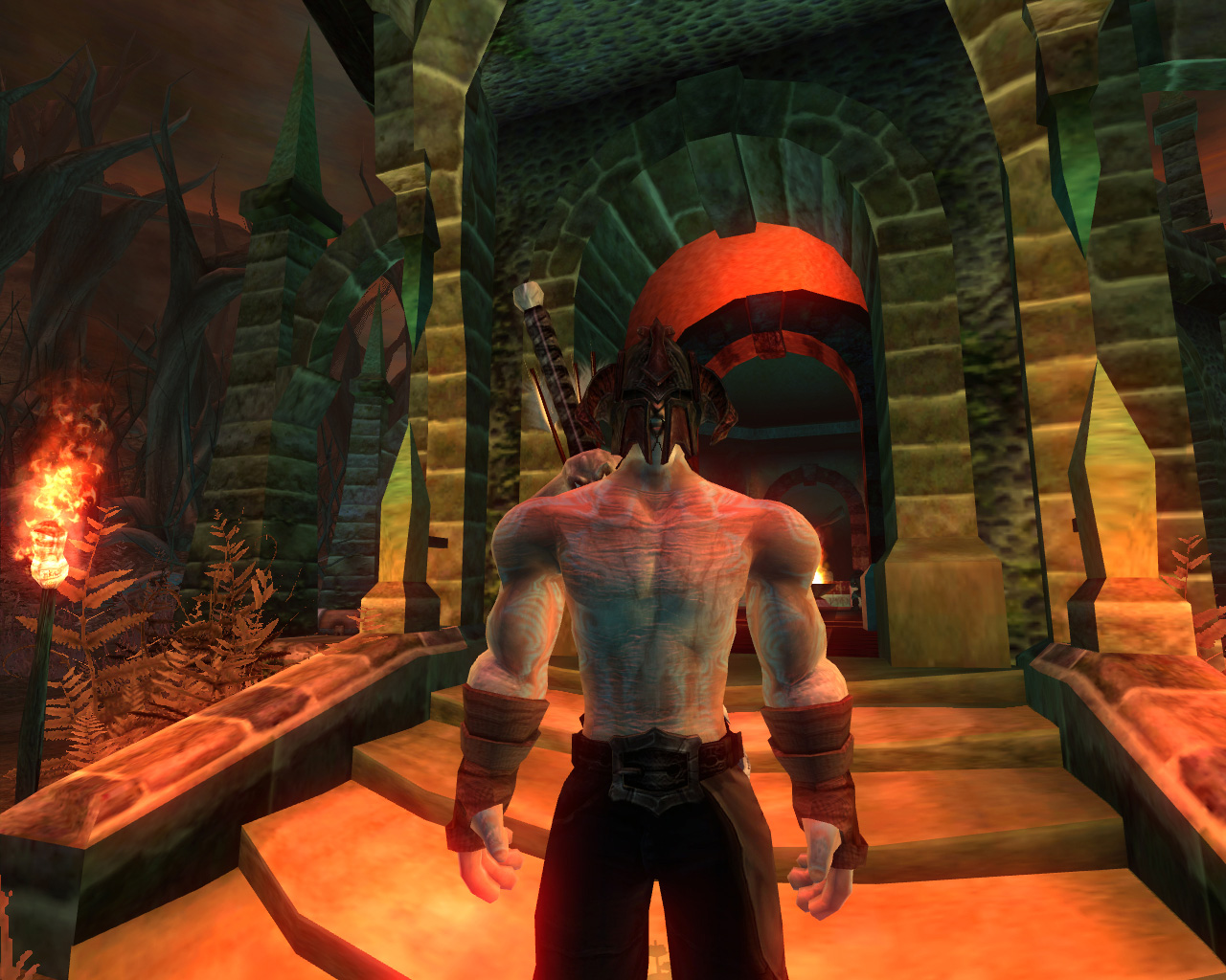 Screenshot for the game Fable: Dilogy / Fable: Dilogy (2006-2011) PC | Repack from R.G. Mechanics