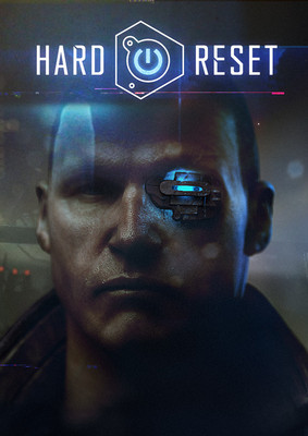 Poster Hard Reset: Extended Edition (2011)