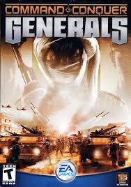 Cover Command & Conquer: Generals + Zero Hour